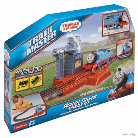 "Железная дорога ""Трекмастер. Водонапорная башня"" — фото, картинка"