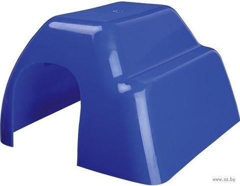 Домик пластиковый для грызунов (23x15x26 см) — фото, картинка
