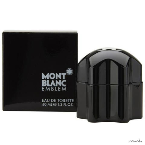 "Туалетная вода для мужчин Mont Blanc ""Emblem"" (40 мл) — фото, картинка"