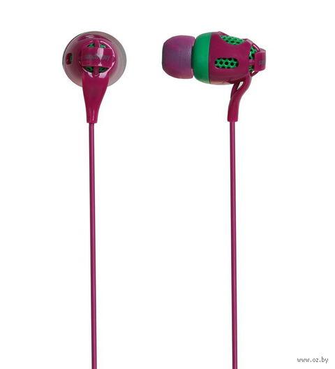 Наушники SmartBuy ZEALOT SBE-9330 (зел/пурпур)