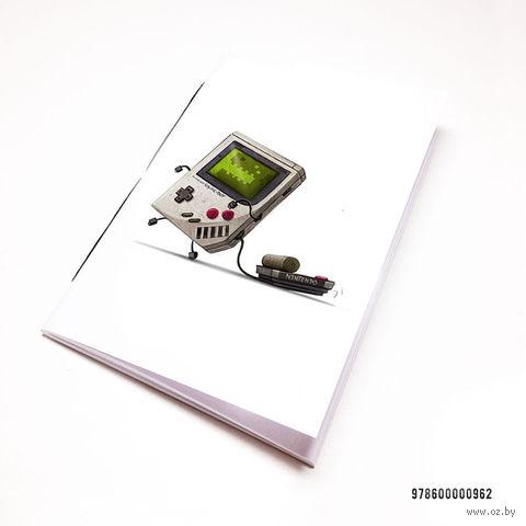 """Блокнот """"Nintendo"""" (А7; арт. 962) — фото, картинка"""