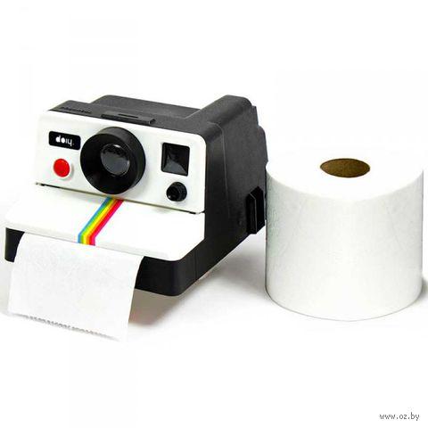 """Держатель для туалетной бумаги """"Polaroll"""" (белый)"""