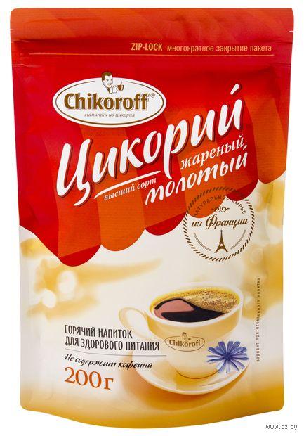 """Цикорий молотый """"Chikoroff"""" (200 г) — фото, картинка"""