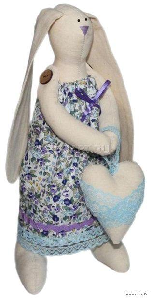 """Набор для шитья из ткани """"Кукла. Зайка Любава"""""""