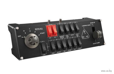 Джойстик Saitek Pro Flight Switch Panel многофункциональная панель (PZ55)