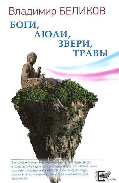 Боги, Люди, Звери, Травы. Владимир Беликов