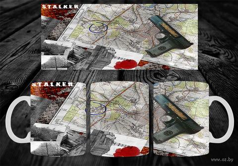 "Кружка ""Сталкер"" (art.21)"