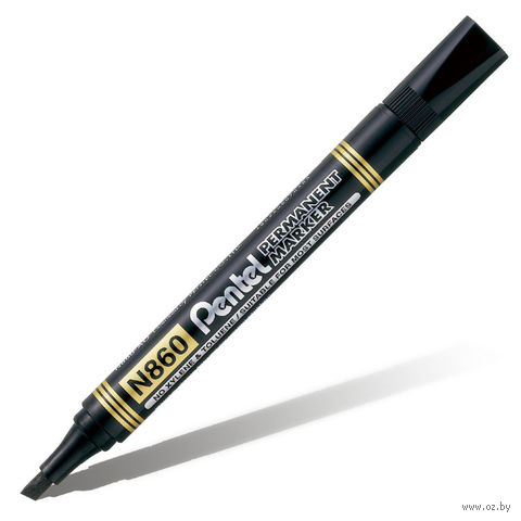 Маркер перманентный N860 (черный)