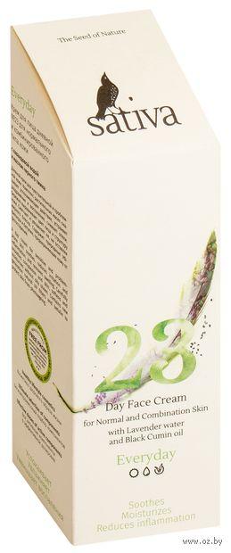 """Дневной крем для лица """"№23"""" (50 мл) — фото, картинка"""