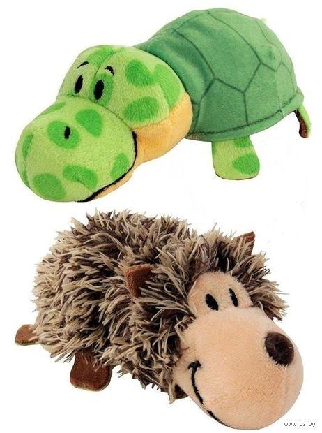 """Мягкая игрушка """"Вывернушка. Ёж-черепаха"""" (12 см) — фото, картинка"""