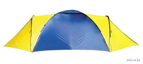 """Палатка """"Юрта-4-2"""" (васильковая) — фото, картинка"""