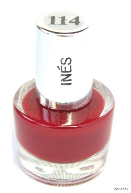 """Лак для ногтей """"Ines"""" (тон: 114)"""
