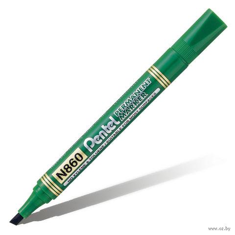 Маркер перманентный N860 (зеленый)