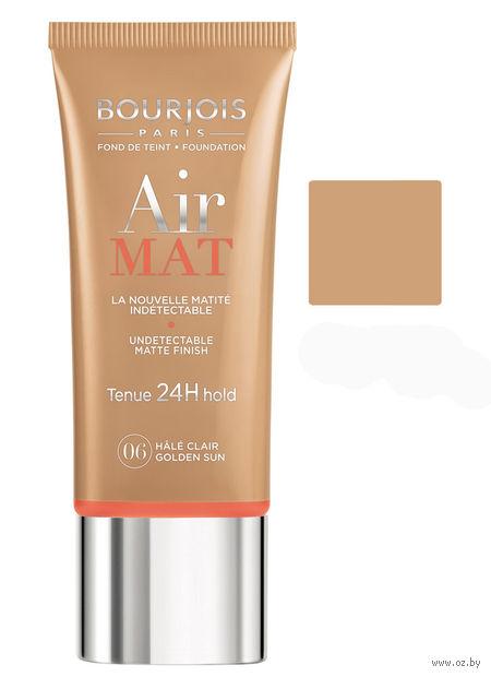 """Тональный крем для лица """"Air mat"""" (тон: 03, hale clair) — фото, картинка"""
