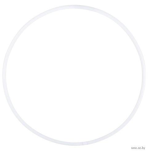 Обруч гимнастический пластиковый AGO-101 (80 см) — фото, картинка