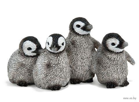 """Фигурка """"Королевские пингвины. Птенцы"""" (6 см)"""
