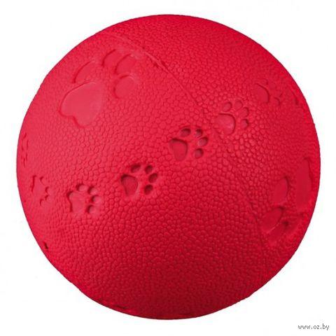 """Игрушка для собак с пищалкой """"Мяч"""" (6 см; арт. 34861) — фото, картинка"""