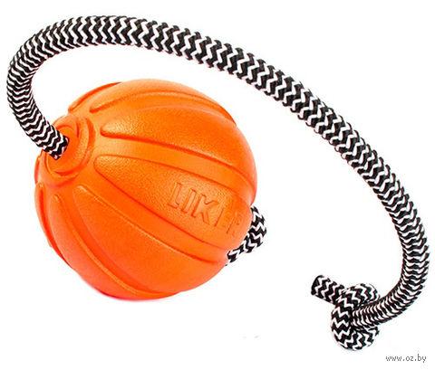 "Игрушка для собак ""Liker Cord"" (7 см) — фото, картинка"
