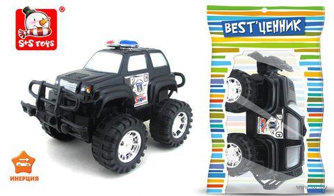 "Машинка фрикционная ""Полиция"" (арт. 100794439-100794439) — фото, картинка"