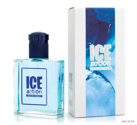 """Одеколон """"Ice Action"""" (100 мл) — фото, картинка"""
