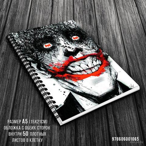 """Блокнот в клетку """"Джокер"""" (A5; арт. 1065) — фото, картинка"""