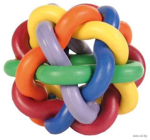 "Игрушка для собак ""Knot Ball"" (7 см) — фото, картинка"
