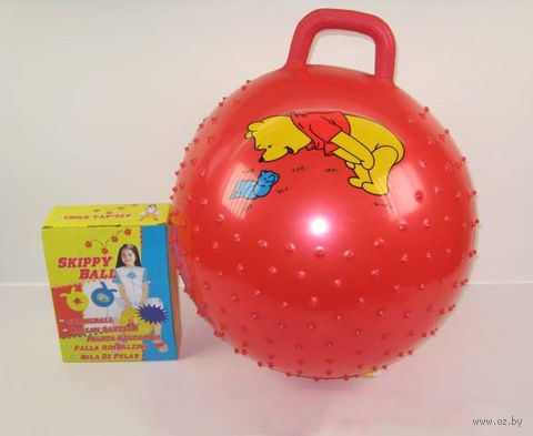 "Мяч для фитнеса ""Попрыгун"" (арт. 717-20) — фото, картинка"