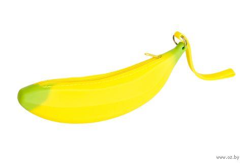 "Пенал ""Банан"" — фото, картинка"