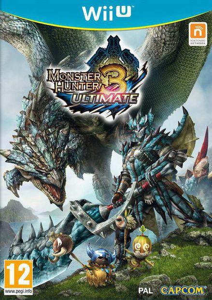 Monster Hunter 3 Ultimate (Nintendo Wii U)