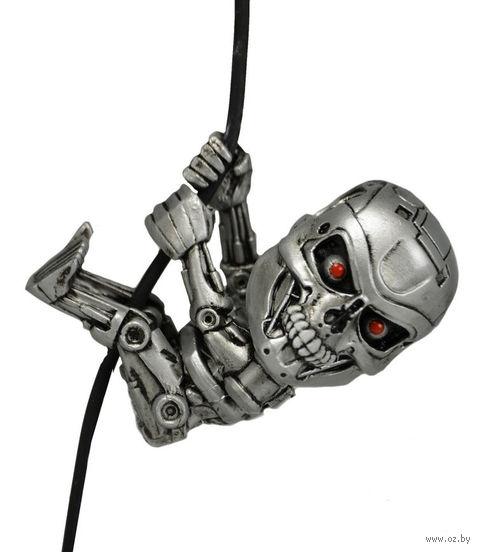 """Мини фигурка """"Neca. Terminator Genisys Endoskeleton"""" (5 см)"""