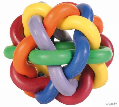 "Игрушка для собаки ""Knot Ball"" (10 см) — фото, картинка"