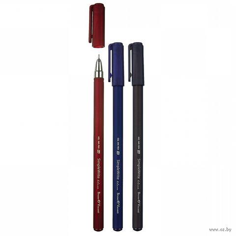 """Ручка гелевая синяя """"Original"""" (0,5 мм; в ассортименте) — фото, картинка"""