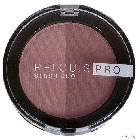 "Румяна ""Relouis Pro Blush Duo"" тон: 202 — фото, картинка"