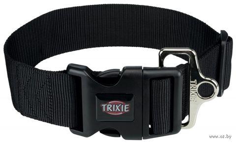 """Ошейник """"Premium Collar"""" (40-60 см; черный) — фото, картинка"""