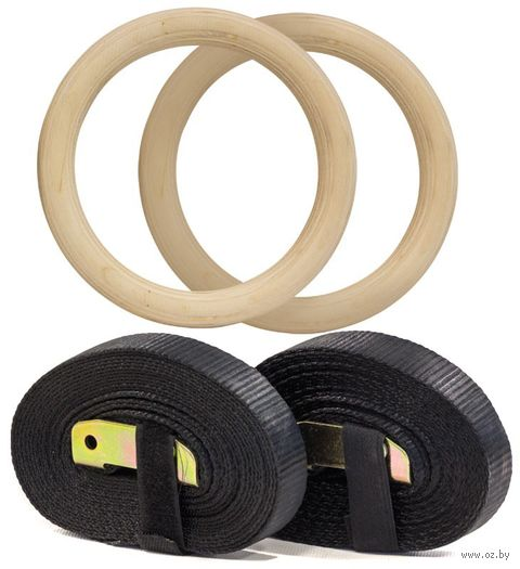 Кольца гимнастические — фото, картинка