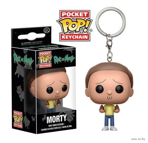 """Брелок """"Rick and Morty. Morty"""" — фото, картинка"""