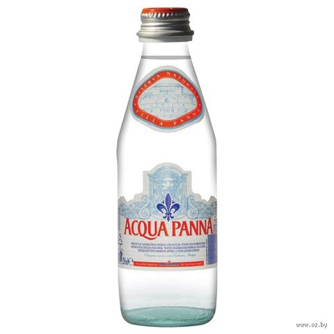 """Вода минеральная """"Acqua Panna"""" (250 мл) — фото, картинка"""