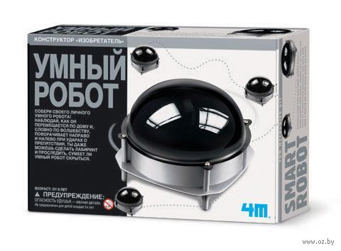"""Конструктор """"Умный робот"""""""