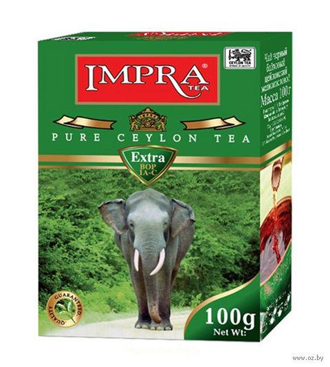 """Чай черный листовой """"Impra. Strong"""" (100 г) — фото, картинка"""