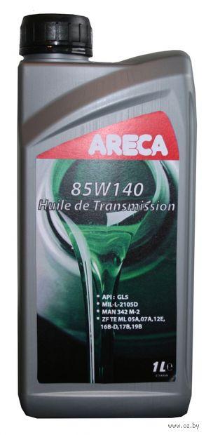 Масло трансмиссионное Areca 85W-140 (1 л) — фото, картинка