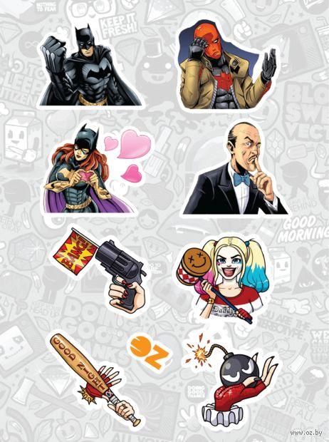 """Набор наклеек """"Бэтмен"""" — фото, картинка"""