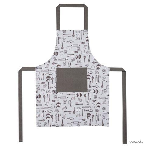 """Фартук текстильный """"Лофт"""" (60х80 см) — фото, картинка"""
