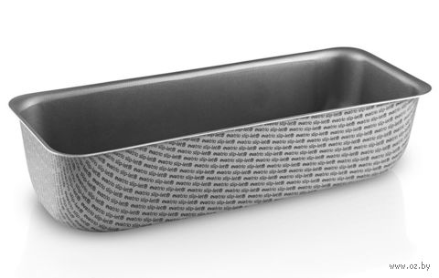 Форма для выпекания алюминиевая (312х112х66 мм) — фото, картинка