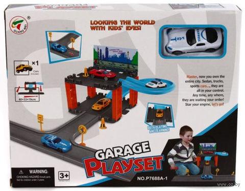"""Игровой набор """"Паркинг"""" (арт. P7688A-1)"""