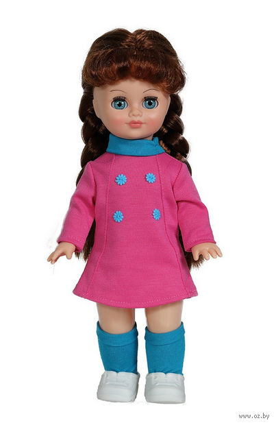 """Музыкальная кукла """"Христина"""" (35 см; арт. В440/о)"""