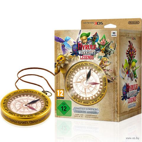Hyrule Warriors: Legends. Особенное издание (3DS)