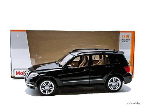 """Модель машины """"Mercedes Benz GLK-Class"""" (масштаб: 1/18) — фото, картинка"""