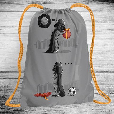 """Рюкзак-мешок """"Звездные Войны. Дарт Вейдер"""" (арт. 2) — фото, картинка"""
