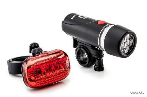 """Комплект фонарей для велосипеда """"HW 160274"""" — фото, картинка"""