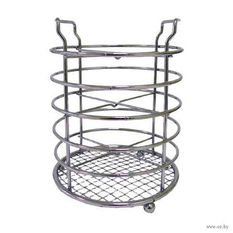 Подставка для столовых приборов металлическая (110х140 мм)